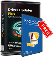 Driver Updater Plus Product Box