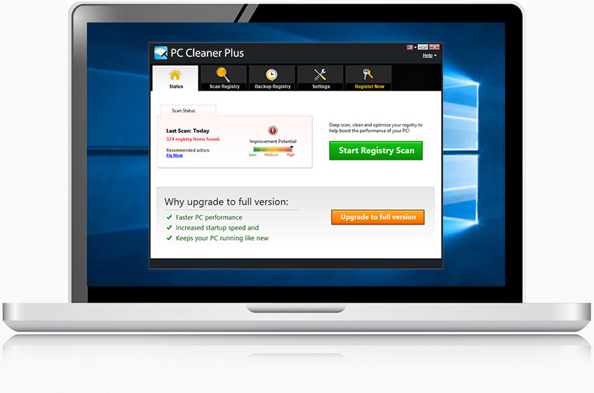 Why PC Cleaner Plus?