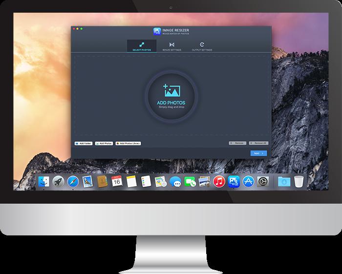 Image Resizer Mac 破解版 便捷快速批量改变图像大小