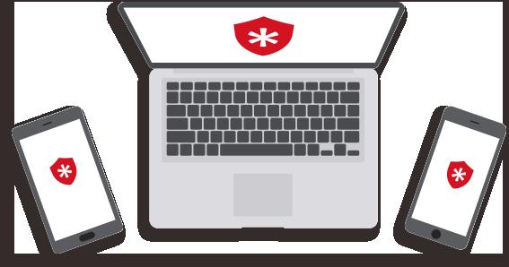 TweakPass Password Manager Devices