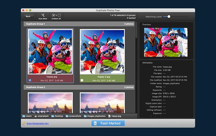 Duplicate Image Detector For Mac