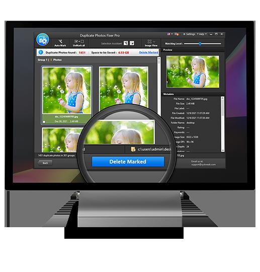 Duplicate Photos Fixer Pro for Windows